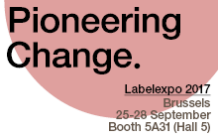 Avery Dennison Pioneering Change Labelexpo