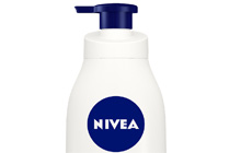 High clarity, high efficiency labelling for Nivea