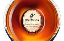 "Rémy Martin ""Coupe Shanghai"" bottle"