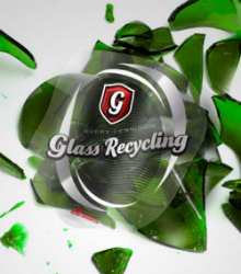 Avery Dennison® Glass Recycling