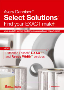Select solutions extended services brochure