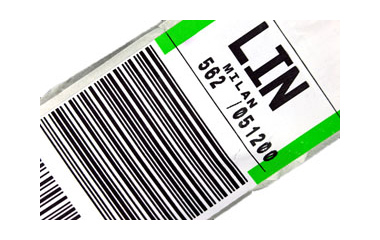 Baggage Tab Labelling