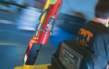View our Rapid Roll durable laser tag products