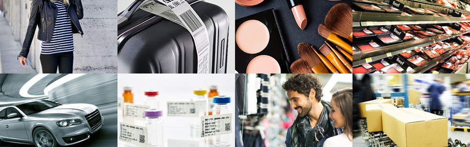 View our RFID product portfolio of intelligent label solutions