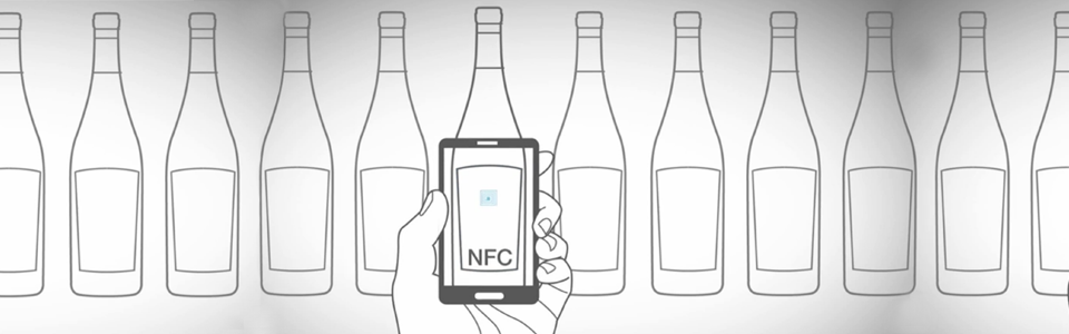 View our DirectLink solution with NFC technology