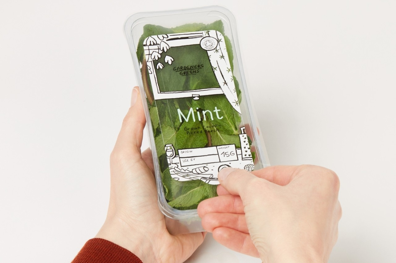 Sustainability - Labels & Packaging