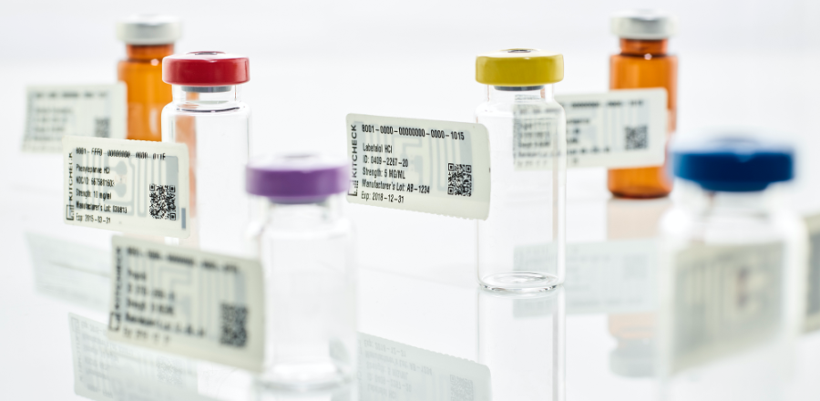 Pharmaceutical products - RFID - Avery Dennison